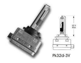 Lucas LLD1R - LAMPARA AUTOMOCION 66152 D1R XENARC