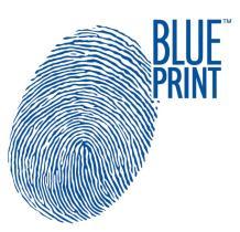 PASTILLA DE FRENO  Blue Print
