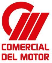 COEMERCIAL DEL MOTOR  Comercial del motor