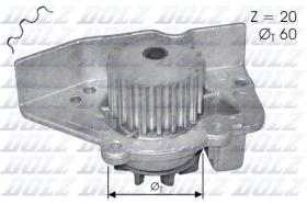 Dolz N405 - BTR.(12V)BOSCH S4-TURISMO
