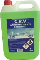 COREVAL PQ50V5L - Anticongelante G12 50% rosa 5 L.