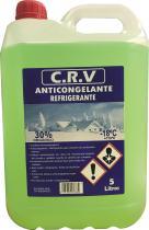 COREVAL PQ30V5L - Anticongelante 10% verde 5 L.