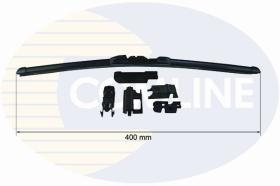 Comline CFWB400 - ESCOBILLAS UNIVERSALES PLANAS (350 MM)